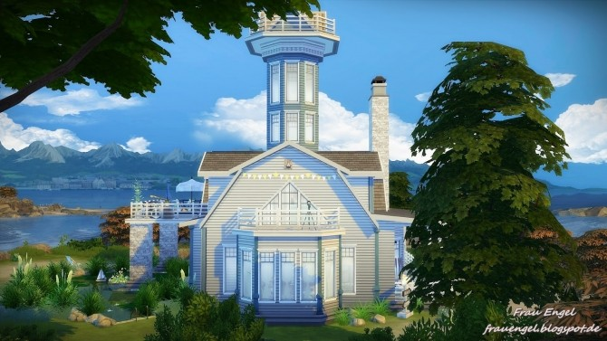 The Beach Cottage at Frau Engel image 3925 670x377 Sims 4 Updates