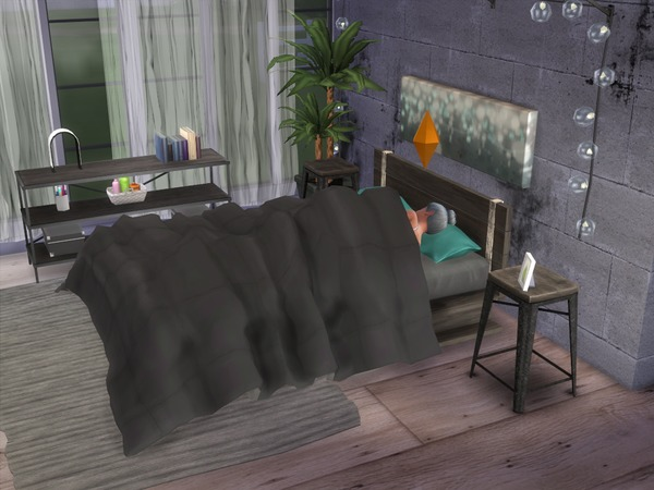 Grayson Bedroom By Sim Man123 At Tsr Sims 4 Updates