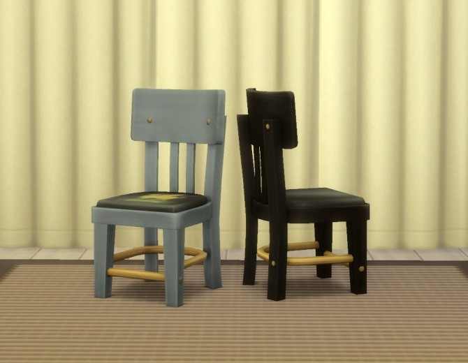 Old Local Comfy Dining Chair by plasticbox at Mod The Sims image 4020 670x520 Sims 4 Updates