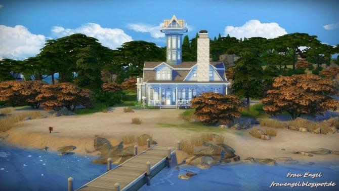 The Beach Cottage at Frau Engel image 4025 670x377 Sims 4 Updates