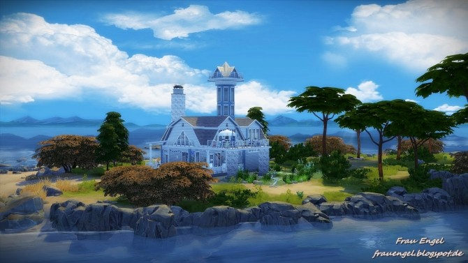 The Beach Cottage at Frau Engel image 4124 670x377 Sims 4 Updates