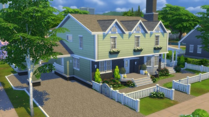 4352 Wisteria Lane by CarlDillynson at Mod The Sims image 4127 670x377 Sims 4 Updates