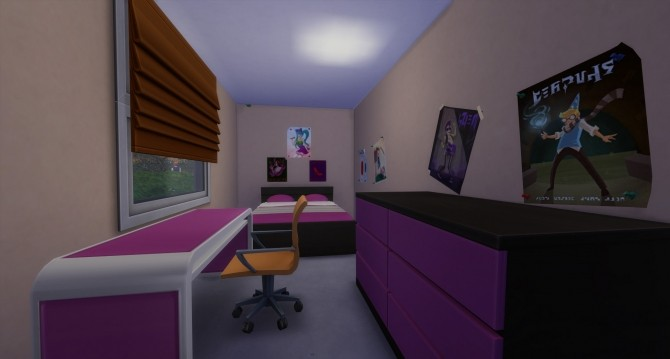 Geno im Nirgendwo house by suesskissing at MTS image 4214 670x359 Sims 4 Updates
