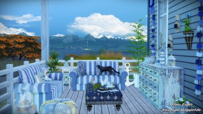 The Beach Cottage at Frau Engel image 4223 670x377 Sims 4 Updates