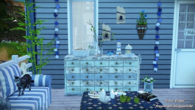 The Beach Cottage at Frau Engel image 4325 670x377 Sims 4 Updates