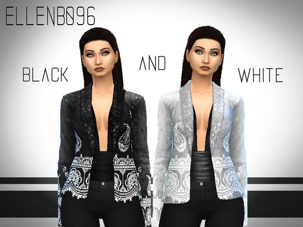 Veronica (Velvet Jacket) version 2 by Elleb096 at TSR image 4514 Sims 4 Updates