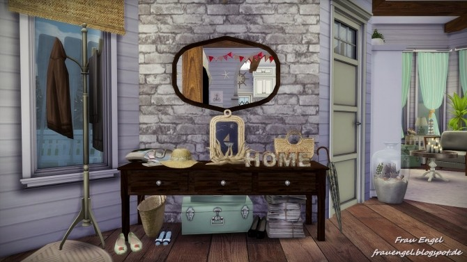 The Beach Cottage at Frau Engel image 4519 670x377 Sims 4 Updates