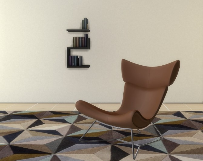 Sims 4 BoConcept Imola Chair by Greendylow at Mod The Sims