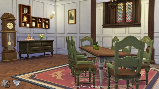 Windenburg Inn by Guardgian at Khany Sims image 5212 Sims 4 Updates