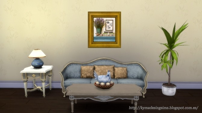 Botanical Home Paintings at Kyma Desingsims S4 image 589 670x377 Sims 4 Updates