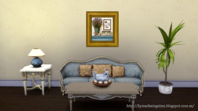 Sims 4 Botanical Home Paintings at Kyma Desingsims S4