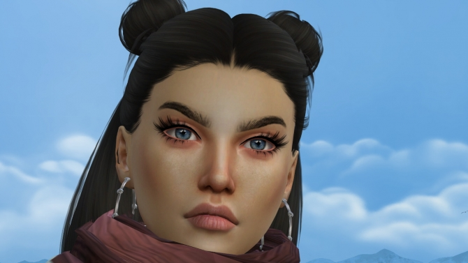 Anabel By Elena At Sims World By Denver 187 Sims 4 Updates