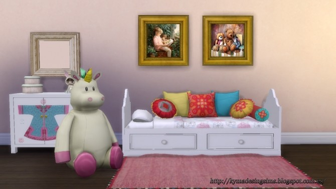 Painting Beautiful teddies at Kyma Desingsims S4 image 6017 670x377 Sims 4 Updates