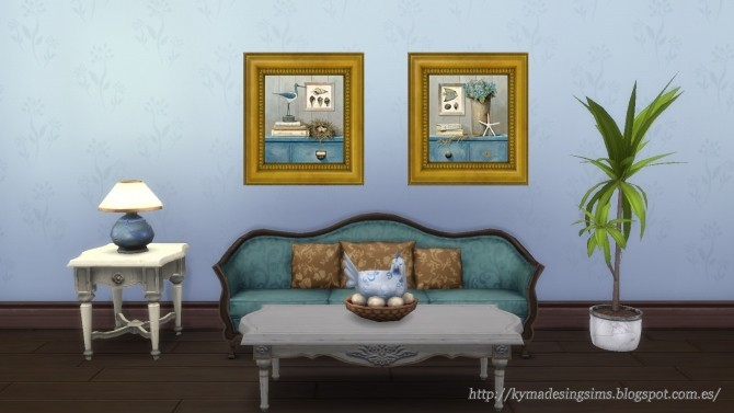 Botanical Home Paintings at Kyma Desingsims S4 image 6113 670x377 Sims 4 Updates