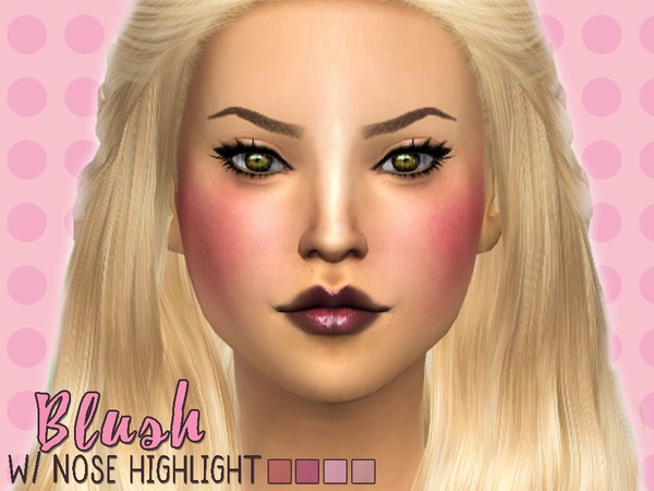 Sims 4 PASTELIX ombre lipstick by Simstari at TSR