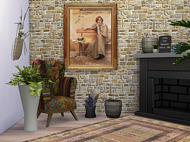 Sims 4 Impressionism paintings by Angel74 at Beauty Sims