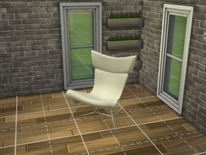 Sims 4 Boconcept Imola Chair Recolors by rtgkbg at Mod The Sims