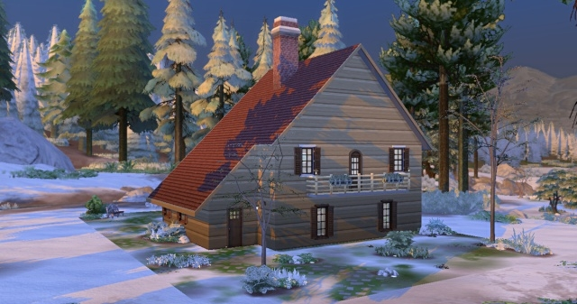 Small lake cottage by Chanchan24 at Sims Artists image 725 Sims 4 Updates