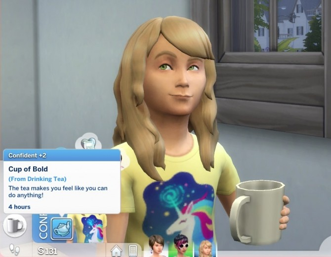 Sims 4 Tea for Children by plasticbox at Mod The Sims