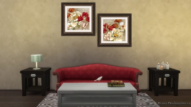 Tiempo de brisa paintings at Kyma Desingsims S4 image 789 670x377 Sims 4 Updates
