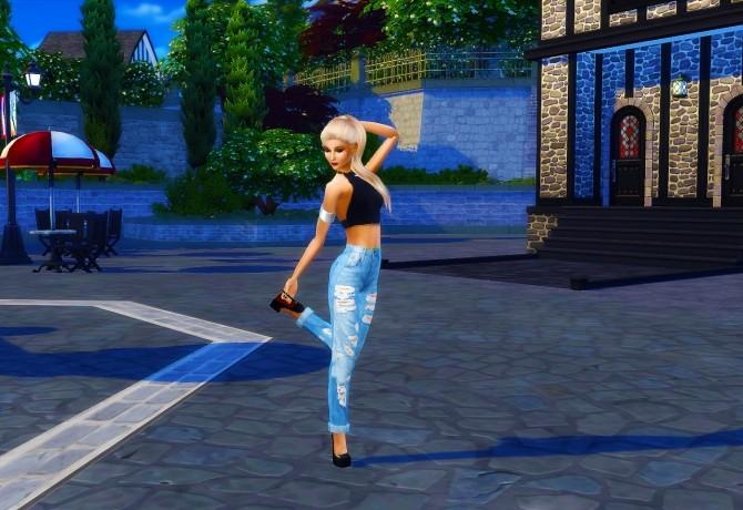 Sims 4 Pose pack 1 at Randomchick32