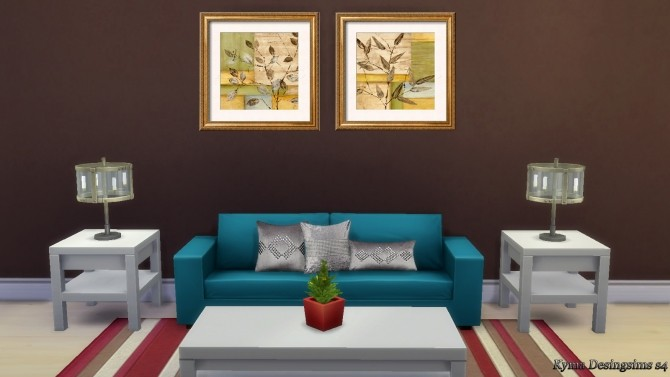Tiempo de brisa paintings at Kyma Desingsims S4 image 809 670x377 Sims 4 Updates