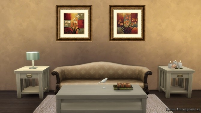 Tiempo de brisa paintings at Kyma Desingsims S4 image 8113 670x377 Sims 4 Updates