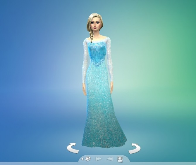 Frozen Elsa By Mixceny At Mod The Sims 187 Sims 4 Updates