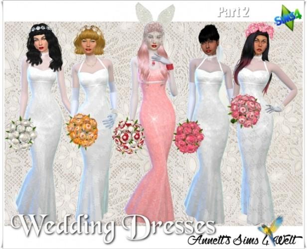 Wedding Dresses Under 500: Wedding » Sims 4 Updates » Best TS4 CC Downloads » Page 14