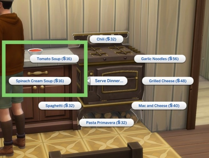 Sims 4 Custom Food Interactions by TheFoodGroup at Mod The Sims