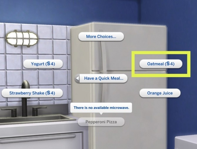 Non Microwave Oatmeal by plasticbox at Mod The Sims image 9316 670x506 Sims 4 Updates