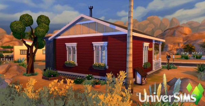 Madrah V2 House By Sirhc59 At L Universims 187 Sims 4 Updates