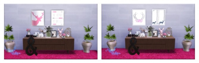 Collection of pictures 14 at Victor Miguel image 991 670x213 Sims 4 Updates