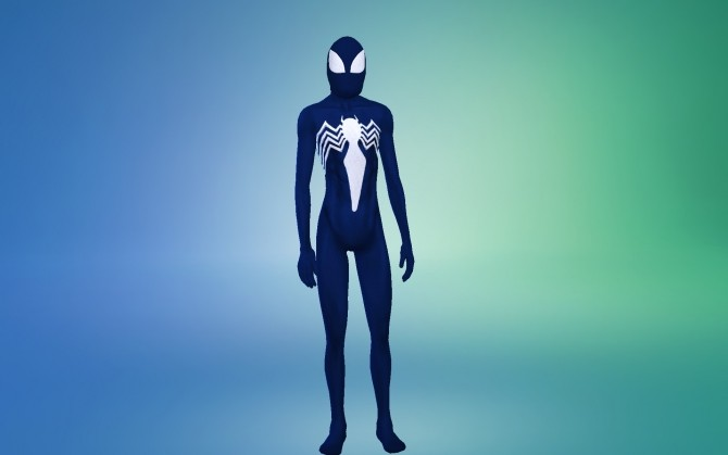 Sims 4 Symbiotes spiderman by g1g2 at Mod The Sims