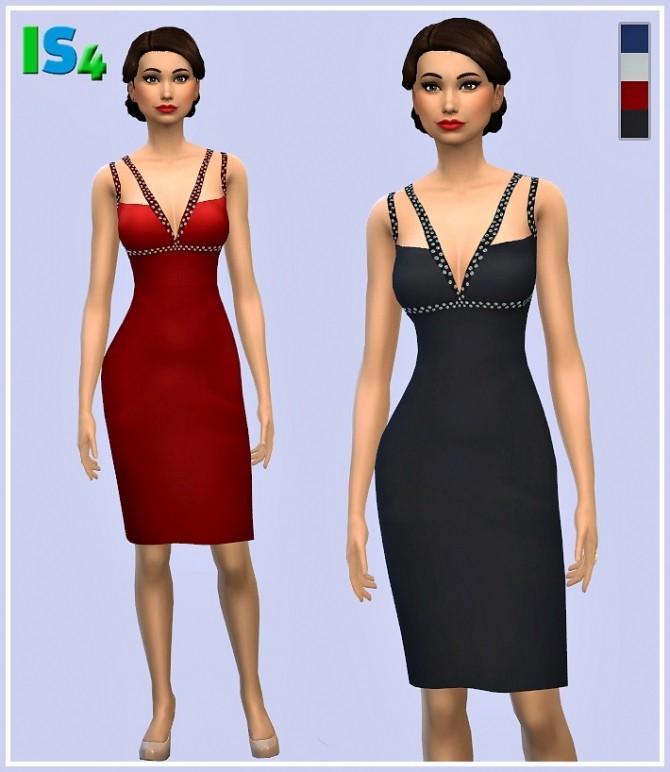 Sims 4 Dress 56 IS at Irida Sims4