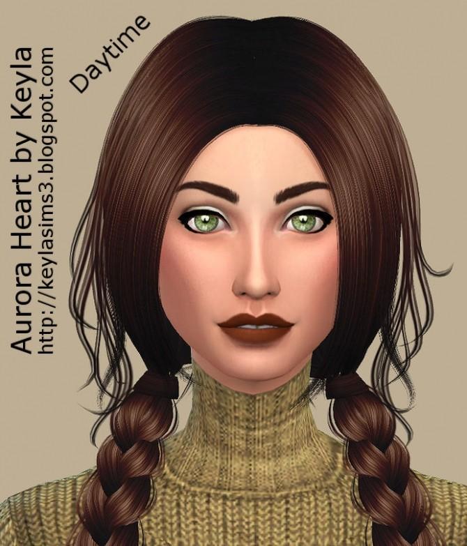 Sims 4 Aurora Heart at Keyla Sims