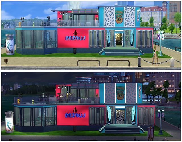 Panorama nightclub by Meryane at Beauty Sims image 11811 Sims 4 Updates