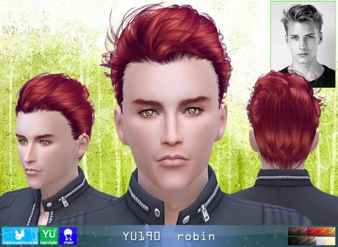 YU190 Robin hair (PAY) at Newsea Sims 4 image 11916 670x491 Sims 4 Updates