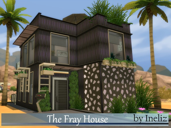 The Fray House by Ineliz at TSR image 12100 Sims 4 Updates
