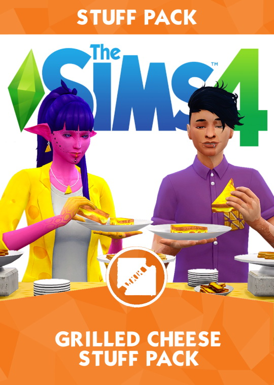 Grilled Cheese CC Stuff Pack by grilledcheese aspiration at SimsWorkshop image 12312 Sims 4 Updates