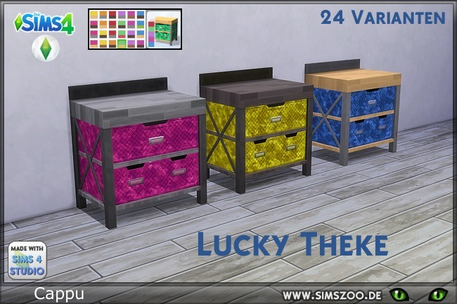 Lucky counters by Cappu at Blacky's Sims Zoo image 1283 Sims 4 Updates