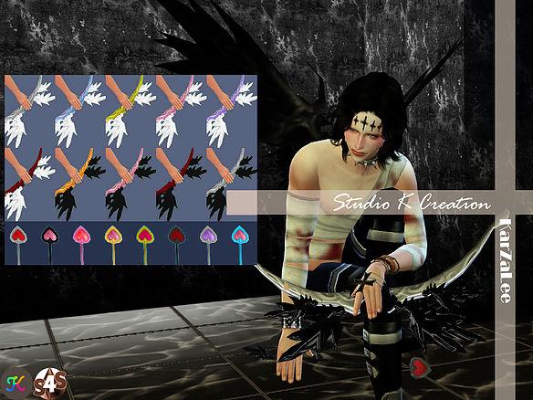 Cupid archery at Studio K Creation image 1311 Sims 4 Updates