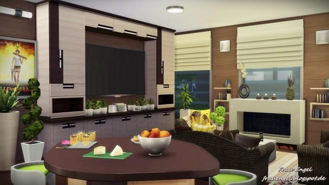 modern oasis house by julia engel at frau engel sims 4 updates. Black Bedroom Furniture Sets. Home Design Ideas