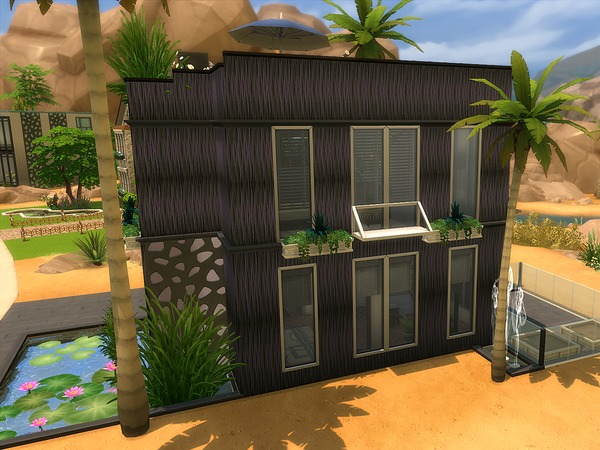 The Fray House by Ineliz at TSR image 1380 Sims 4 Updates