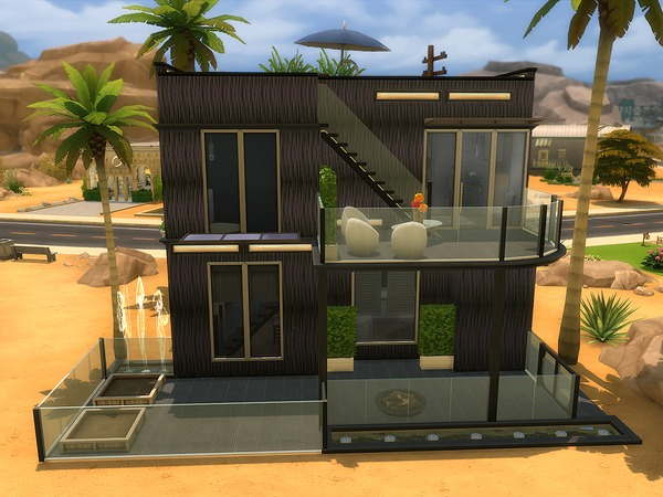 The Fray House by Ineliz at TSR image 1480 Sims 4 Updates