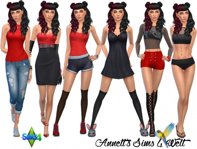 Sims 4 Mirinda at Annett's Sims 4 Welt
