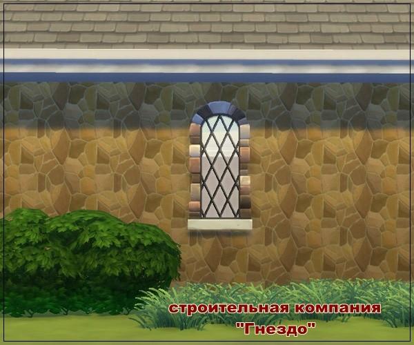 Sims 4 Masonry 001 wall at Sims by Mulena