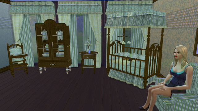 Cash Guinevere endtable at Lena Sims image 159 Sims 4 Updates