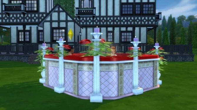 Sims 4 Sims 2 to 4 Love Tub Beta by BigUglyHag at SimsWorkshop