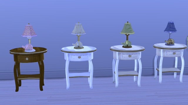 Cash Guinevere endtable at Lena Sims image 163 Sims 4 Updates